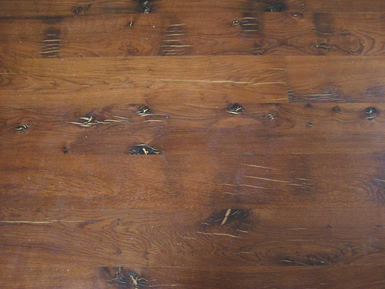 Dielenboden Ge Lt dielenboden eiche rissig ged mpft und versiegelt risse hell